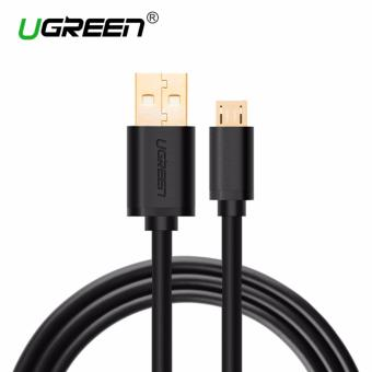 UGREEN 1m Premium Micro USB 2.0 Data Sync Charging Cable (Black) - Intl