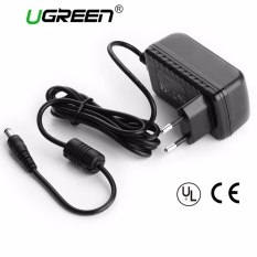 Ugreen AC DC Adapter DC 12V 2A AC 100-240V Converter Adapter Universal Wall Charger