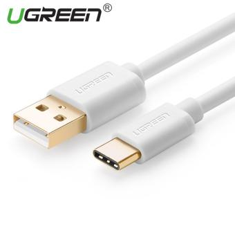 UGREEN USB to Type C Data Sync Charger Cable (2m) White - Intl