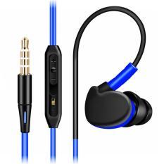 Olahraga asli Super Bass headphone di telinga headphone stereo Source UINN Baru Di .