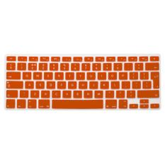 UK EU Silicone Keyboard Cover Skin For Apple Macbook Mac Pro Air 11inch 13inch 15inch 17inch (Intl)