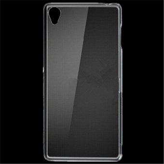 Ultra Thin Soft Crystal Transparent TPU Phone Case For Sony XperiaZ3 - intl(Neutral)