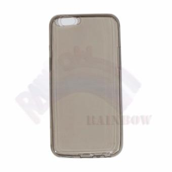 Ultrathin OPPO A57 Ultrathin Jelly Silicone Back Case / Softshell /Ultrafit Air Case - Transparan