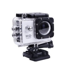 Underwater Waterproof Case For SJ4000 Diving 30M Back Up Case (Black / Clear) (Intl)