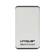 uNiQue Power Bank 8800mAh Slim Egde - Metal