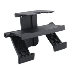 Unique TV Mounting Clip Stand For PS3 EYE Camera, PS4 Camera, XBOX 360 KINECT Camera, XBOX ONE KINECT Camera, WII Sensor Bar Or WII U Sensor Bar Camera Mount- Black
