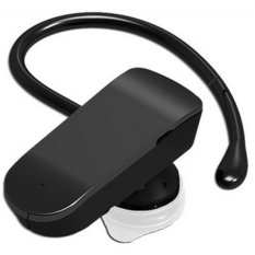 Universal Mini Universal Wireless Bluetooth Earphone Single Channel For Smartphone - S96 - Hitam