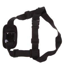Universal Single Shoulder Strap Mount Chest Harness Belt Travel For GoPro