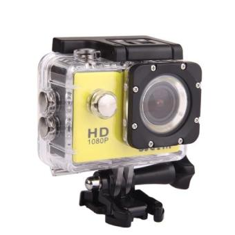 "Universal Sports Hd Dv 1080p H.264 Full Hd 2.0""Lcd Screen (30m Water Resistant) (Multicolor)"