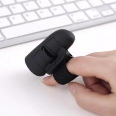 USB Finger Mouse / Mouse Jari- Black