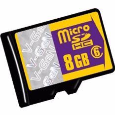 V-GEN Transflash Microsd Memory Card [CPRM License/Class 6/8 GB]