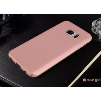 Viking CASE UltraSlim Hardcase Glossy for Samsung Galaxy S7 Edge - Rose Gold