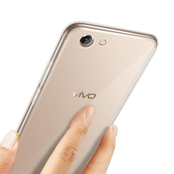 VIVO Y53 case tpu soft back cover transparent protective case - intl