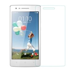 Vn Tempered Glass 9H for Oppo Mirror 3 R3007T 2D Round Curved Edge .