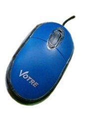 Votre KM-309 Optical Mouse - Biru