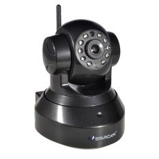 VSTARCAM C7837WIP HD 720.1.0 Mega Pixel Home Office Security CCTV Night Vision WiFi IP Camera MY Plug (Black)