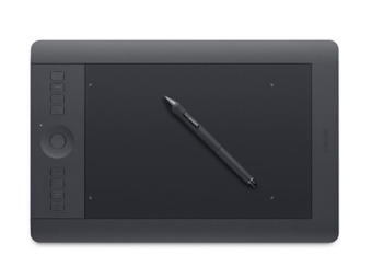 Wacom Intuos Pro Pen & Touch Tablet Medium