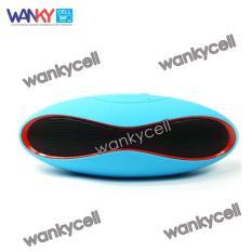 Wanky Speaker Bluetooth Mini X6 - Biru
