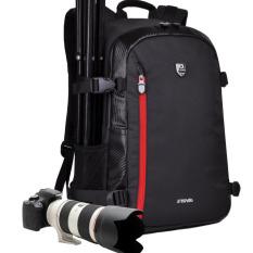 Waterproof Dslr Nikon Canon Photography Camera Bag Camera Backpack Bag (Intl)