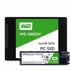 "Western Digital WD Green SSD 240GB 2.5"" SATA"