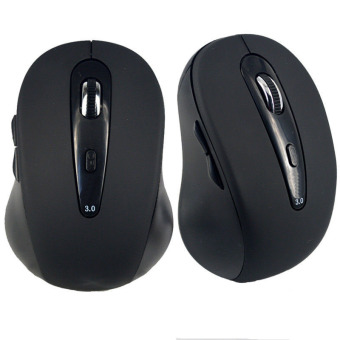 Wireless Bluetooth 3.0 USB Mouse For Apple Windows 7 / XP / Vista Laptop Notebook