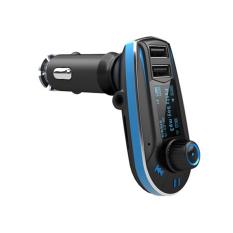 Wireless Bluetooth Handsfree Car FM Transmitters Or Smartphone - 618C
