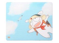 Xiaomi Anti-Slip Mousepad Mitu Flying Design - Biru