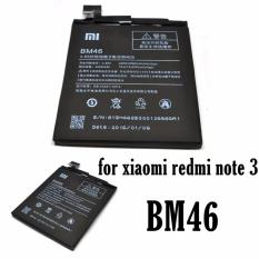 Xiaomi Baterai BM46 For Redmi Note 3 Original - Hitam