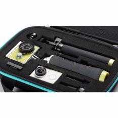 Xiaomi Hard Case Carrying Case For Xiaomi Yi Action Camera - Shockproof Bag (Black)