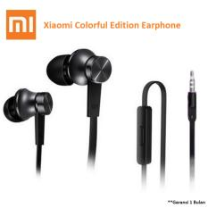Xiaomi Headset Mi Piston In-Ear Headphones Basic 2 Edition - Hitam