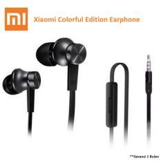 Xiaomi Headset Mi Piston In-Ear Headphones Basic 2 Edition - Hitam