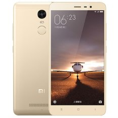 Xiaomi Redmi 3 4g - 2GB/16GB - Gold