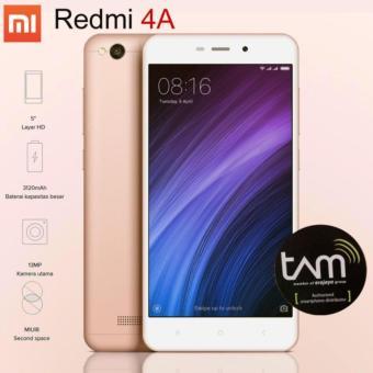 Xiaomi Redmi 4A - 2GB/32GB - 4G/LTE - Garansi Resmi