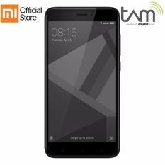 Xiaomi Redmi 4X - 3GB/32GB - Black - Garansi Resmi TAM