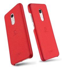 Xiaomi Redmi Note 4 Case, Lenuo Leyun Ultra Thin Crash Proof Slim Fit PU Leather