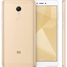 Xiaomi Redmi Note 4X - 4G LTE - RAM 3GB - ROM 32GB - Gold (Emas)