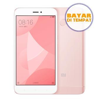 Xiaomi Redmi Note 4X Ram 3GB/32GB RoseGold - Smartphone