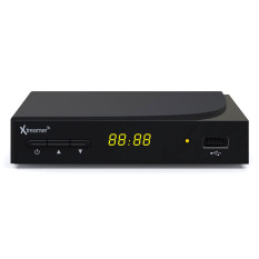 Xtreamer BIEN 3 Set Top Box DVB-T2 And Media Player - Black