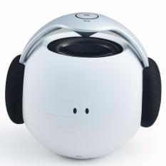 Yoyo Portable Speaker Original With Bluetooth & NFC - White