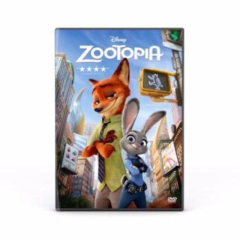 Zootopia Movie (Multicolor)
