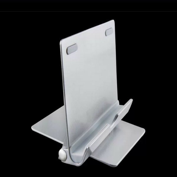 2015 New High Quality Portable Aluminum Adjustable Multi angle Folding Holder Stand For Tablet PC CellPhone (Intl)