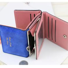 2016 Brand Designer Women Wallet Bags Dollar Price Best Leather Clutch Purse Lady Short Handbag Bag For Pattern Coin Woman Purse