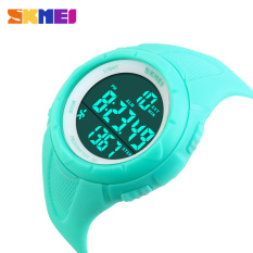 2016 Brand Men Sports Watches Military Watch Women Casual LED Digital Multifunctional Wristwatches 50M Waterproof Student - Intl