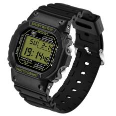 2016 Brand SANDA Fashion Watch Men G Style Waterproof Sports Military Watches Shock Men's Luxury Analog Quartz Digital Watches (Yellow)