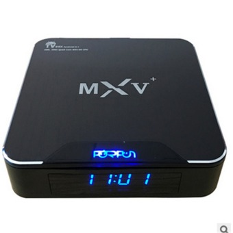 2016 MXV + S905 Amlogic S905 Quad Core Bits Cortex-A53up A 2 GHz Android TV Box 1.8G Media Player