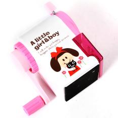2016 New Hand-cranked Cute Pencil Sharpener Mechanical Korea Creative Sharpener For Children (Intl)