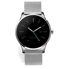 2017 HOT K88H Bluetooth Smart Watch (Silver)