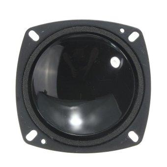 """3"""" Inch 4&#937.30W Bass Audio Speaker Stereo Subwoofer Loudspeaker (Black) - Intl"""