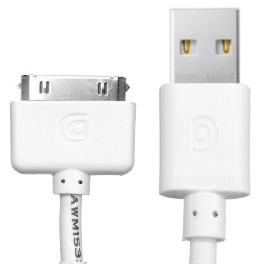 3 Meter Heavy Duty Griffin High Speed Lighting To Usb Cable for Iphone 4G (White) (Intl)