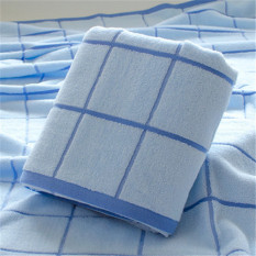 100% Cotton Soft and Water Absorption Bath Towel Increase Size Increasing Thickness + Sent A Face Towel (Intl)